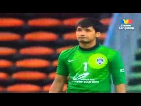 Video : Gol Tercepat di Liga Malaysia 2015 Dicetak Andik Vermansah