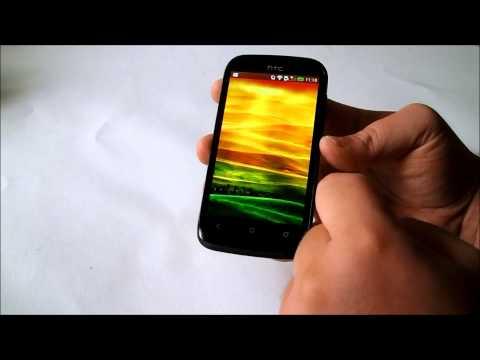 Das HTC Desire X im Test