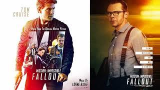 Mission Impossible Fallout, 04, The Manifesto, Soundtrack, Lorne Balfe