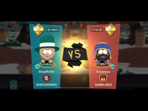 South Park Phone Destroyer: Battles for the #1 spot! (Commented)