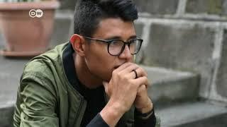 Lesther Alemán, el estudiante que confrontó a Daniel Ortega