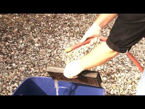 K&N Filters - Cleaning and Oiling your K&N Filters