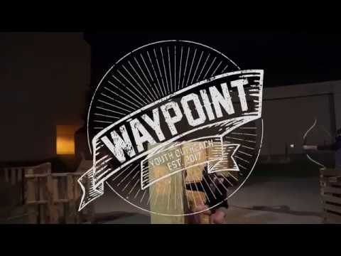 Waypoint Official Launch - January 30, 2017