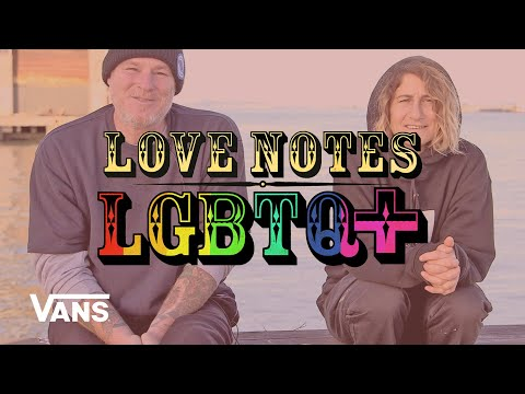 LGBTQ+ Love Note: A Conversation With Elissa Steamer | Jeff Grosso's Loveletters to Skateboarding