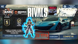Need For Speed No Limits Android Rivales Clandestino RainCheck 1