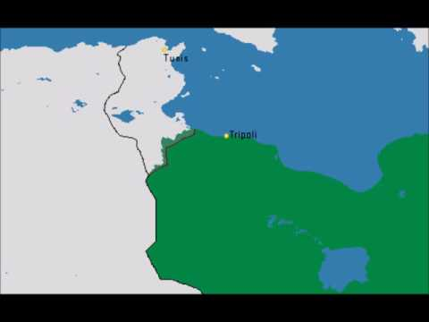 Libyan invasion of Tunisia [Alt History]