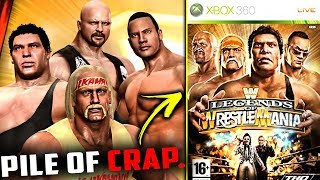 Why WWE Made This TERRIBLE Game?! | WWE Legends Of WrestleMania!