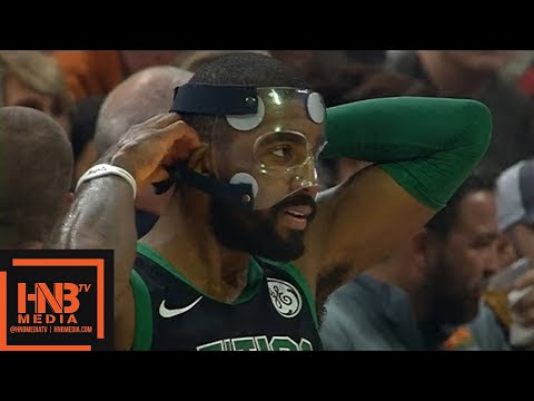 Boston Celtics vs Indiana Pacers 1st Qtr Highlights / Week 6 / 2017 NBA Season