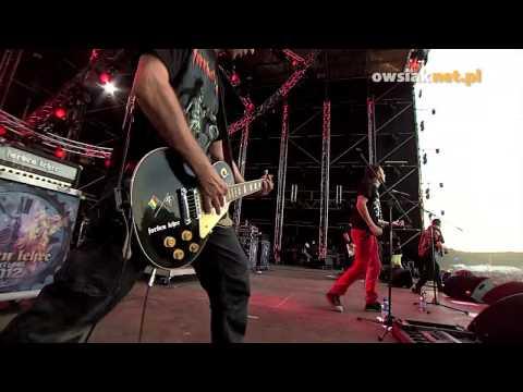 Farben Lehre - Powietrza - Projekt Punk Rock Story / Woodstock 2013