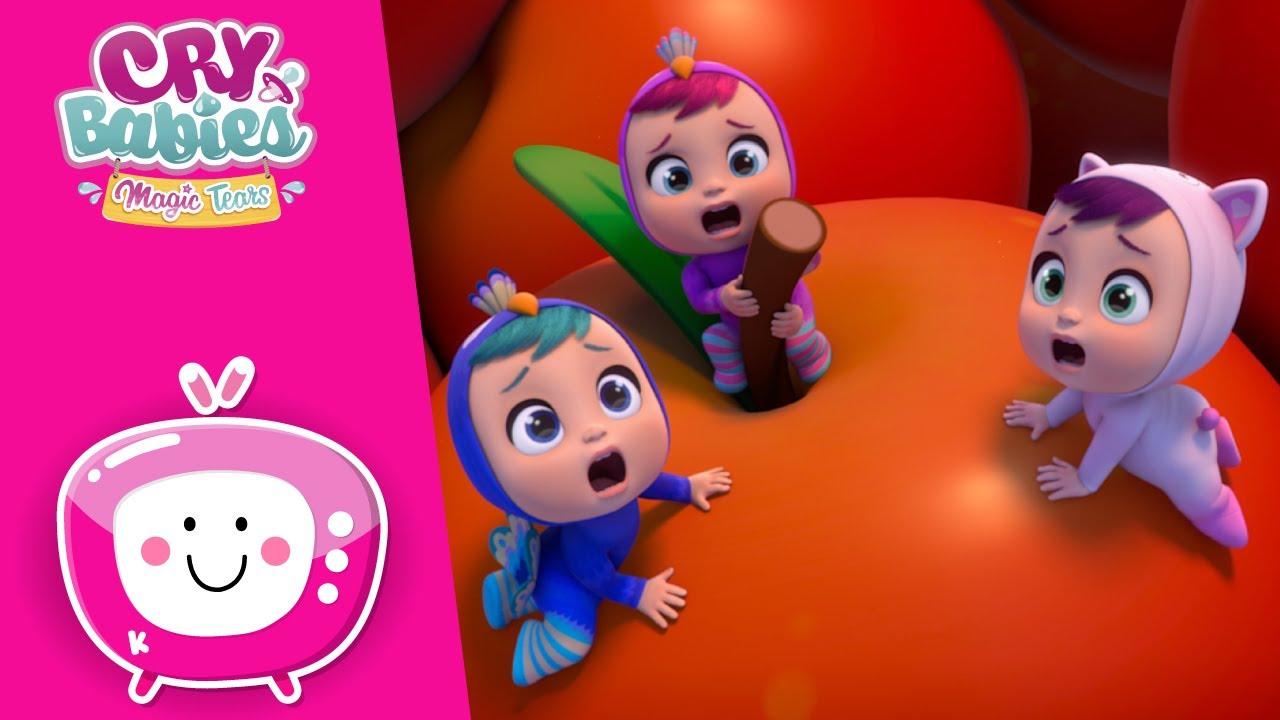 😱 Die Cry Babies sind GESCHRUMPFT! 😱 Teil 2 ✨ CRY BABIES 💧 MAGIC TEARS 💕 CARTOONS auf Deutsch
