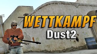 CS:GO Competitive Gameplay [German] - Wettkampf auf de_dust2