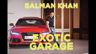 salman Khan's Luxurious Lifestyle