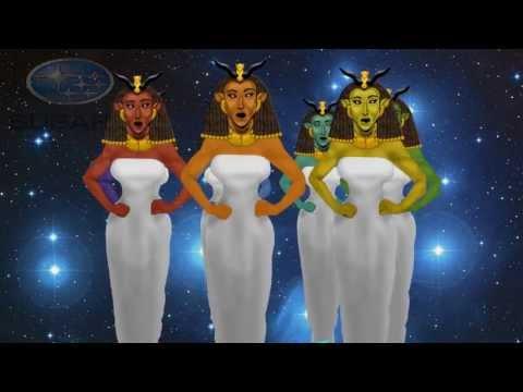 The 7 Sistars of Pleiades