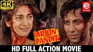 Arjun Pandit Action Movie   Sunny Deol, Juhi Chawla   Action Dhamaka Full Movie   Blockbuster Movies