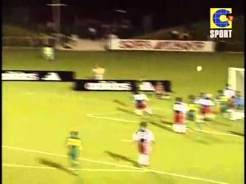 NEW American Samoa vs Australia 0-31.