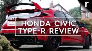 Honda Civic Type R review: Winged demon