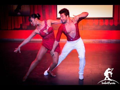 Baila Mundo - Elisabete Pigola e Tiago Fuentes (1 ano de Latin Party)