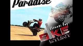Bike Stunt - Chennai Boy - Motorcycle stunt riders