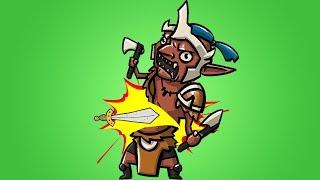 Тролли и Эльфы дота 2 - Гайд как не нужно играть за троля