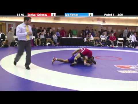 GR 55 KG - Oliver Lopez (NYAC) vs Tsuyoshi Yoshida (Japan)