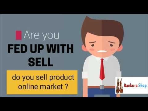 Start online sell business in west bengal