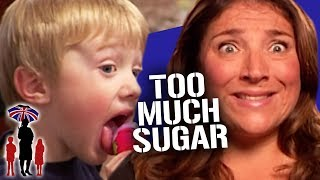 All That Kids Eat is Sugar and Junk Food! | Supernanny