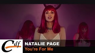 Natalie Page - You're For Me
