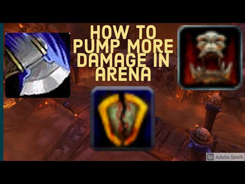 Arms Warrior PvP ll The easiest way to improve your arena rating
