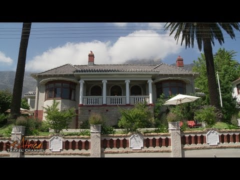 Cape Riviera Guest House Accommodation Cape Town South Africa - Africa Travel Channel