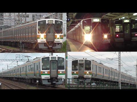 [名列車で行こう] JR東海211系5000番台 魔レベルな転属を繰り返した東海車のすべて