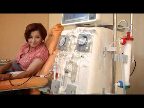 Ablauf Einer Dialyse - Ein Tag Im Leben Von Frau Peters