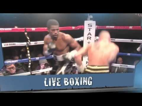 James Harris vs Naseem Deen