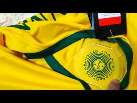 Camisa Nike Brasil Seleção Brasileira 2014 Oficial Jogador