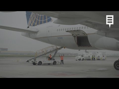 El aeropuerto de Bruselas se prepara para el desafío logístico de las vacunas