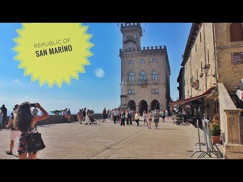 Republic of San Marino - Italy trip - Italya Gezisi