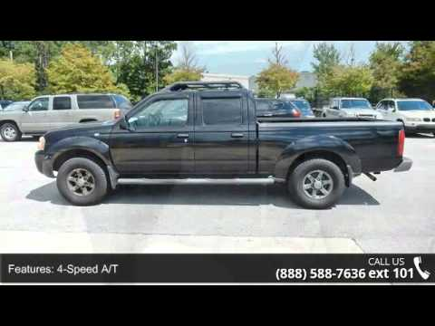 2003 nissan frontier xe crew cab v6 auto long bed nimni. Black Bedroom Furniture Sets. Home Design Ideas