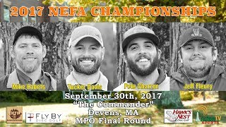 2017 New England Disc Golf Championships