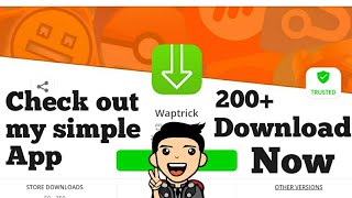 Download Waptrick App from Hitz Net Portal