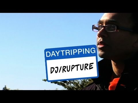 DJ/rupture - At Home In Sunset Park - Daytripping