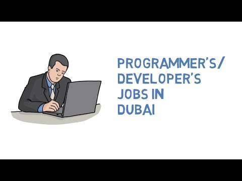 Programmers/Developers Jobs in Dubai