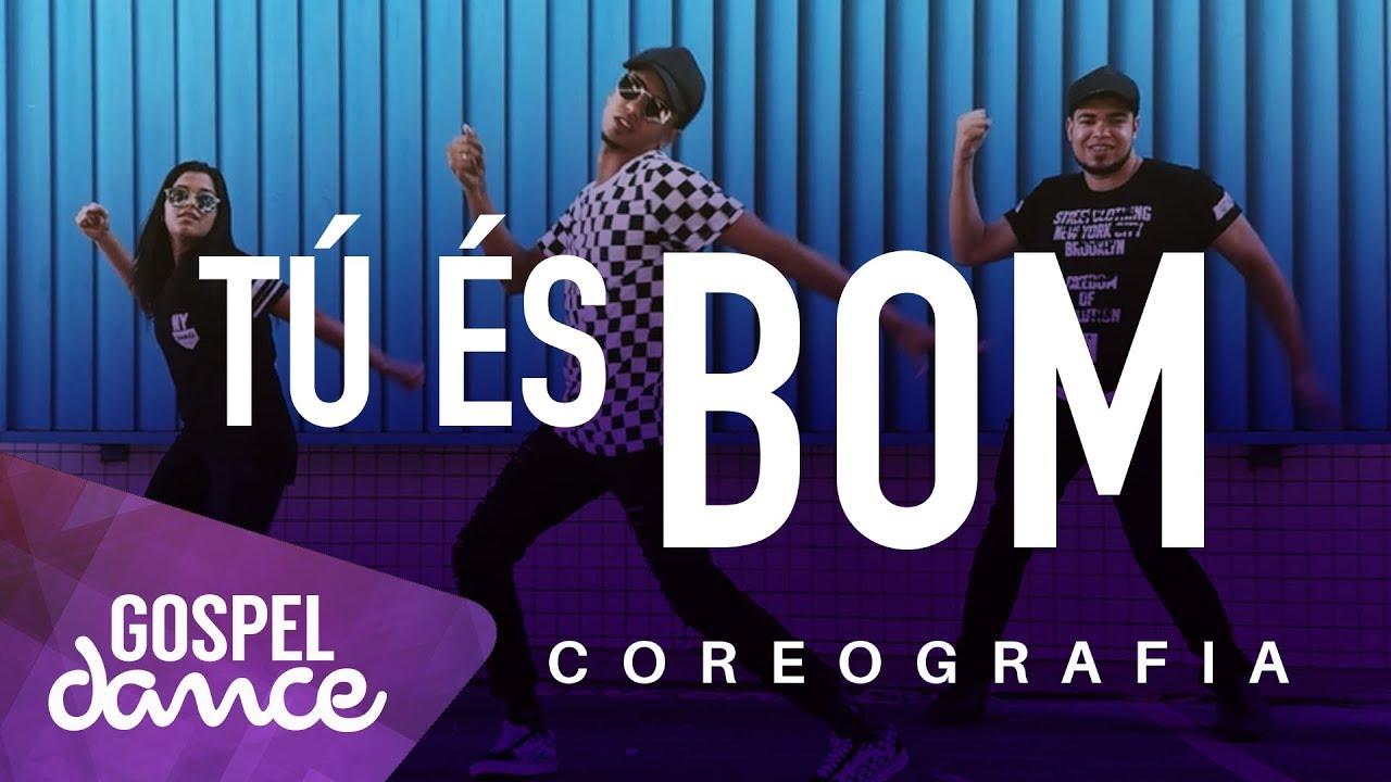Gospel Dance - Tú és Bom  - DJ PV ft. Julia Vitória