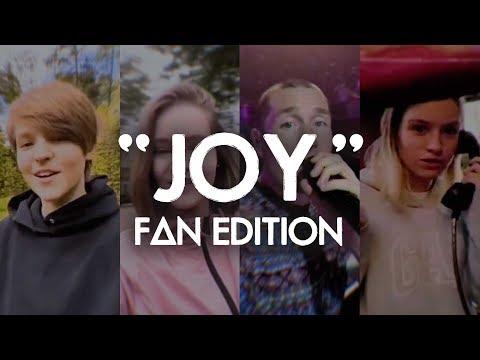 Смотреть клип Bastille - Joy