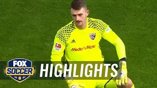 Video Gol Pertandingan Hoffenheim vs Ingolstadt