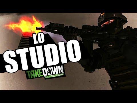 TAKEDOWN: LO STUDIO
