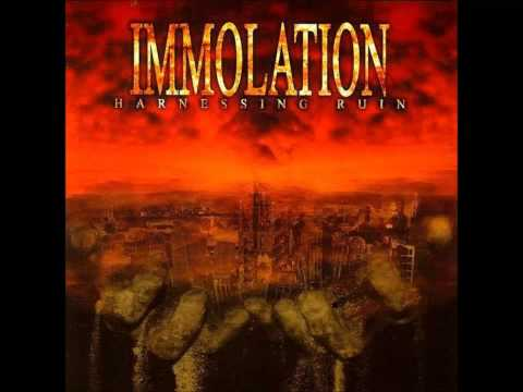 Immolation dead to me