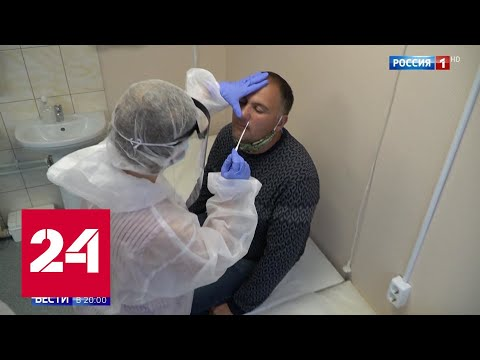 Коронавирусный контроль: где сдать тест после возвращения из-за рубежа - Россия 24
