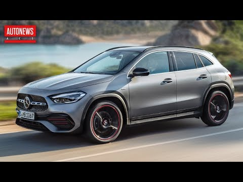Новый Mercedes-Benz GLA (2020): все подробности
