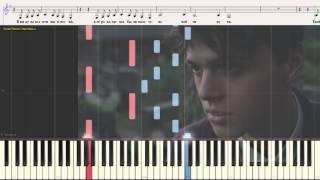Alekseev Чувствую душой ALEKSEEV Ноты и Видеоурок для фортепиано Piano Cover