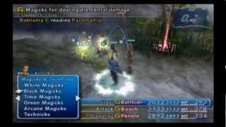 Final Fantasy XII Playthrough - Part 225, Nabreus Deadlands, Road to the Fallen City