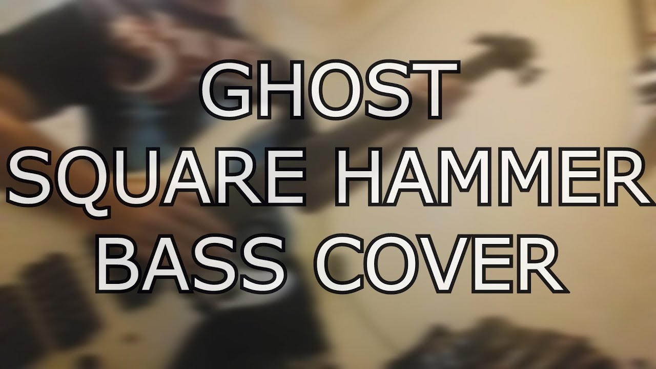square hammer ghost bass cover with tabs nzxt media